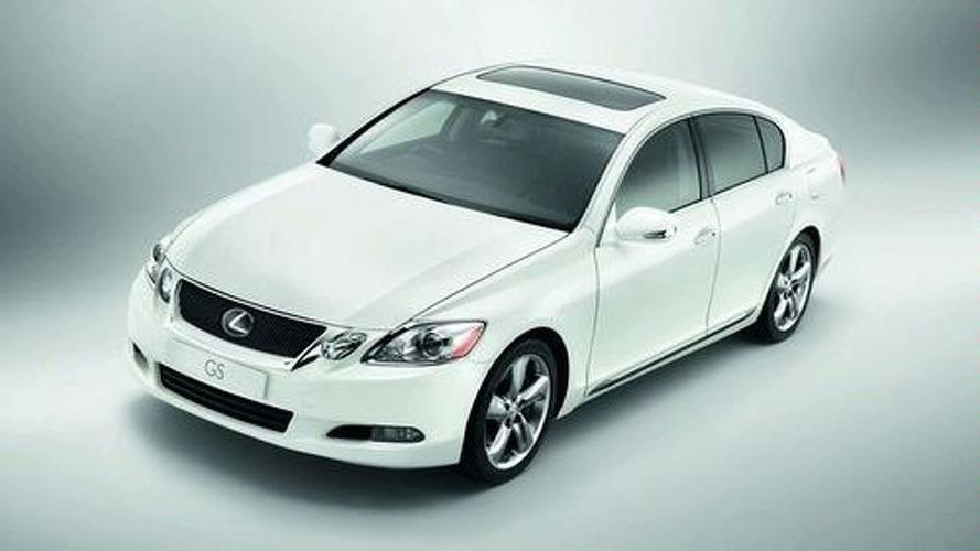 2008 Lexus GS Range Update (EU)