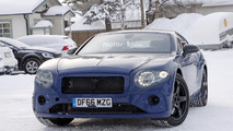 2018 Bentley Continental GT photos espion