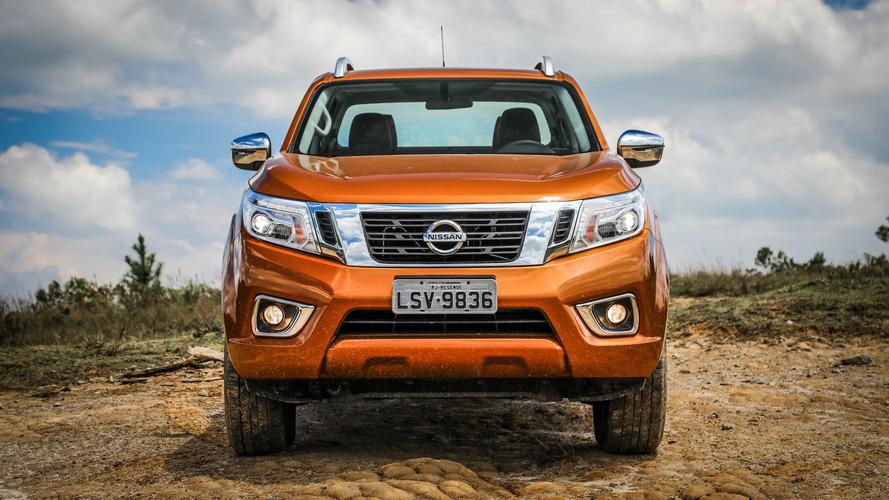 Nissan cogita Frontier Nismo para brigar com Ranger Raptor