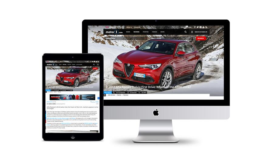 Motor1.com lanza una nueva edición en Reino Unido