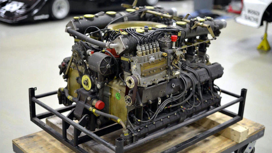 Watch A Porsche 917 Flat-12 Engine Rebuilt In 3-Minute Timelapse