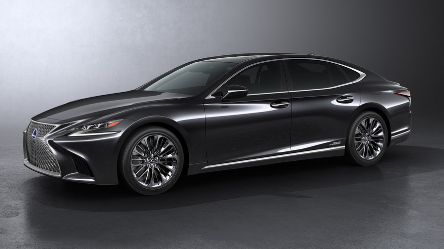 2018 lexus ls 500h is for the eco conscious luxury saloon buyer. Black Bedroom Furniture Sets. Home Design Ideas
