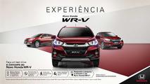 Honda WR-V sorteio
