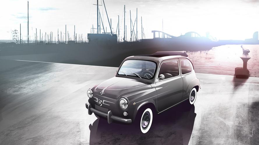 SEAT 600 BMS, un concept histórico para el salón de Barcelona