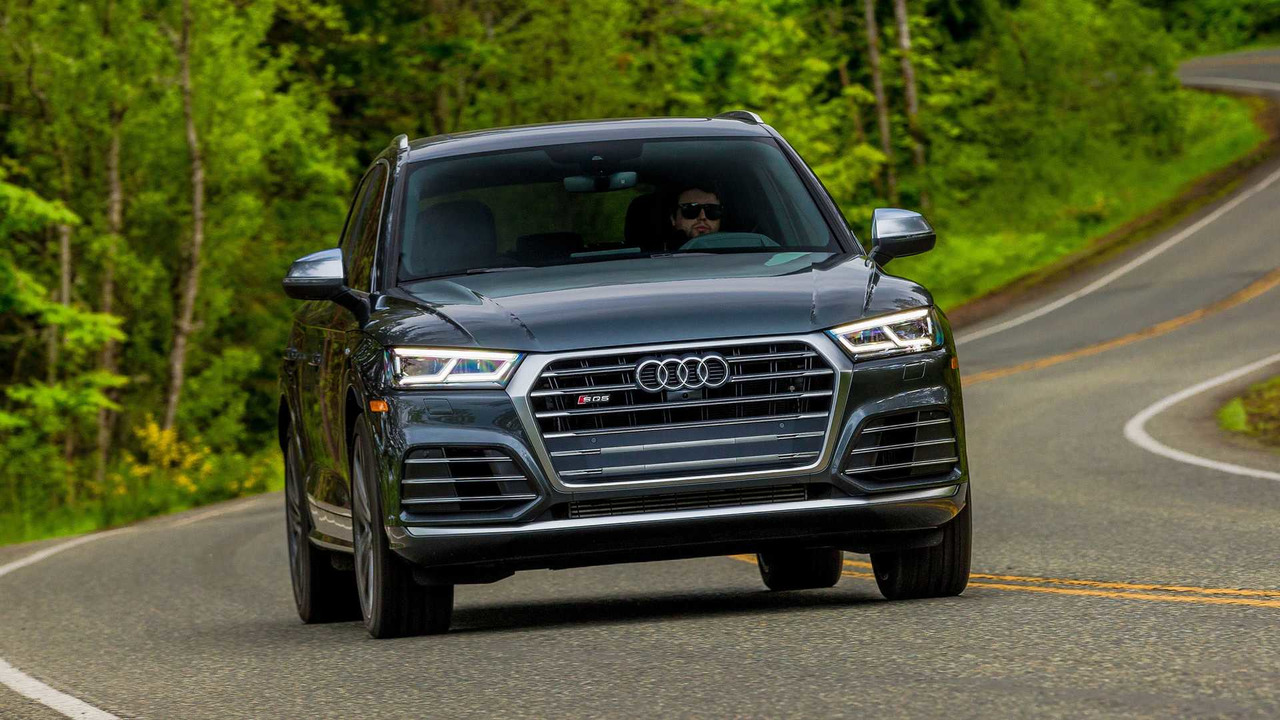 2018 audi sq5 first drive photo gallery. Black Bedroom Furniture Sets. Home Design Ideas
