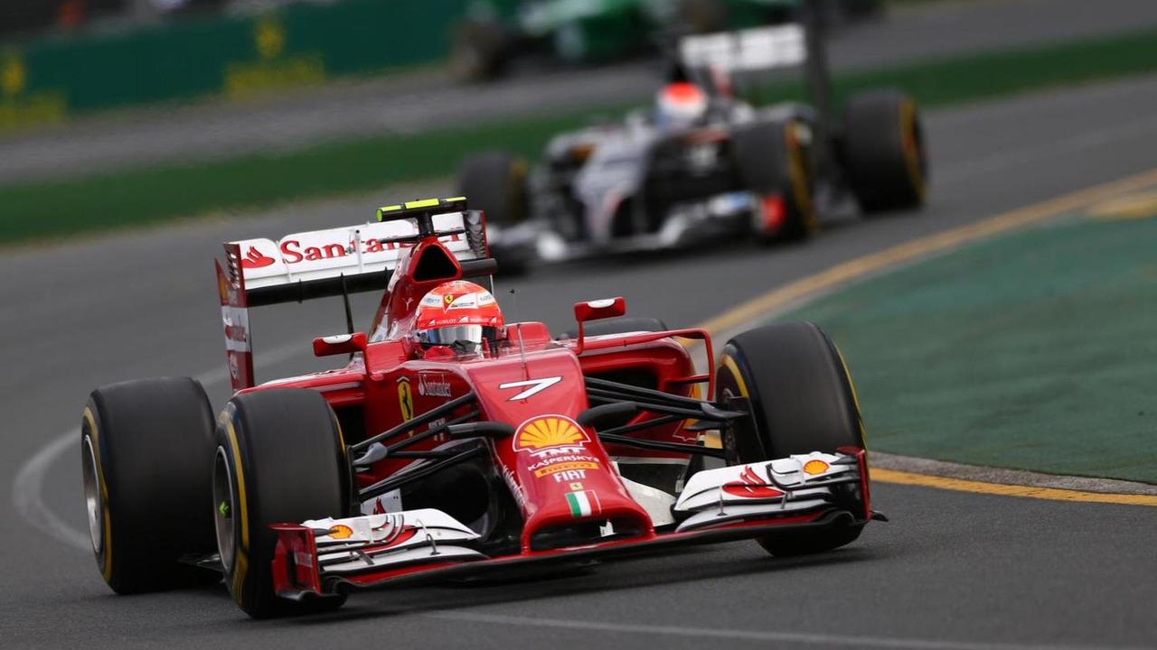 Kimi Raikkonen (FIN), Australian Grand Prix, Albert Park, Melbourne / XPB