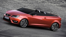 Seat Ibiza Cupster concept heading to Worthersee