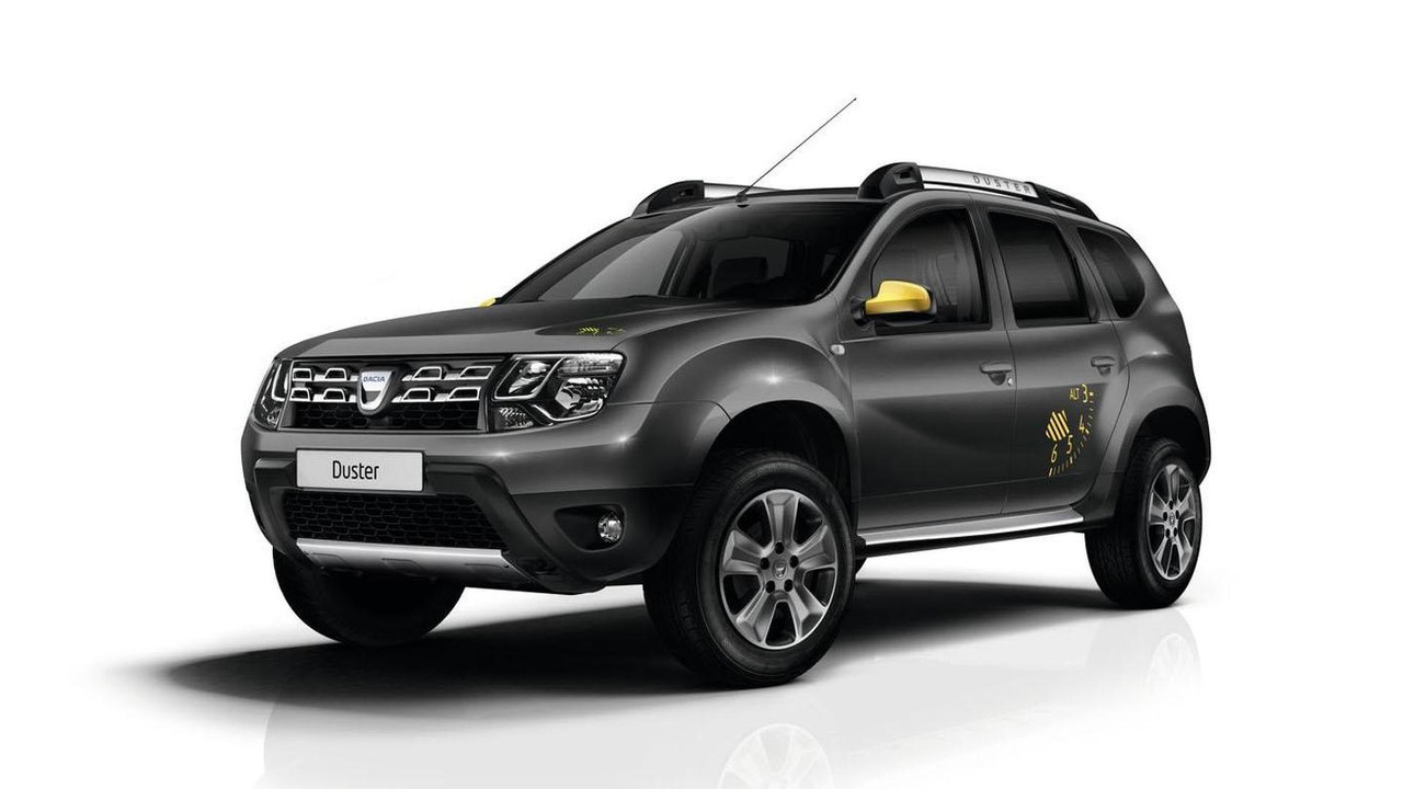 second generation dacia duster getting seven seat version. Black Bedroom Furniture Sets. Home Design Ideas