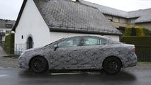 2016 Toyota Avensis spy photo