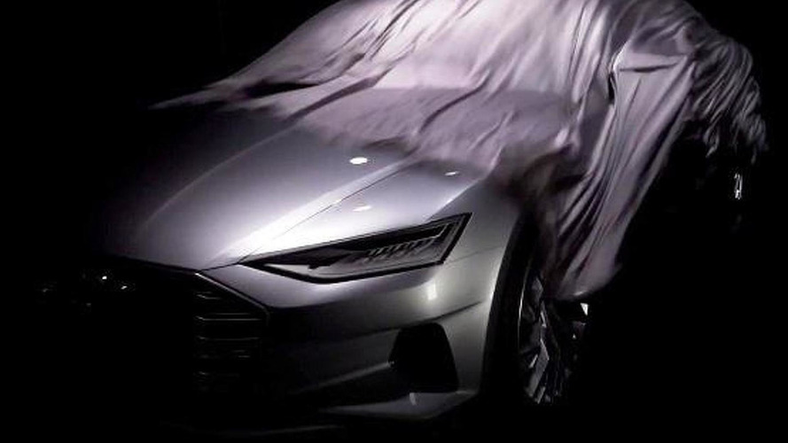 Audi teases A9 concept once again [video]