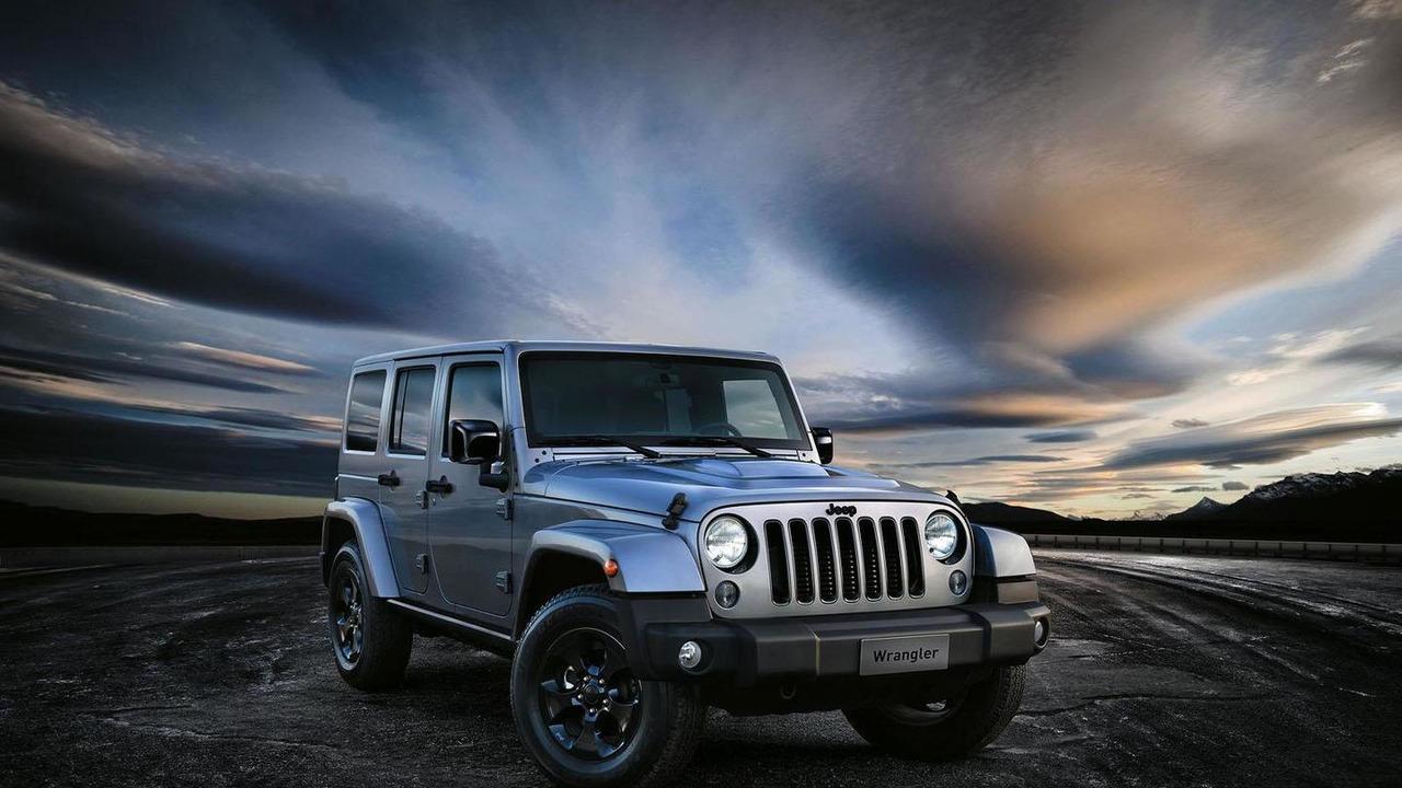Jeep Wrangler Black Edition II