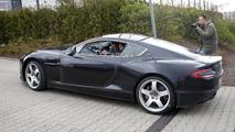 2013 Aston Martin DB9 successor spy photo 18.4.2012