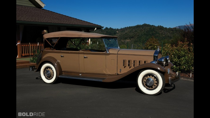Pierce-Arrow Model 41 7-Passenger All Weather Tourer