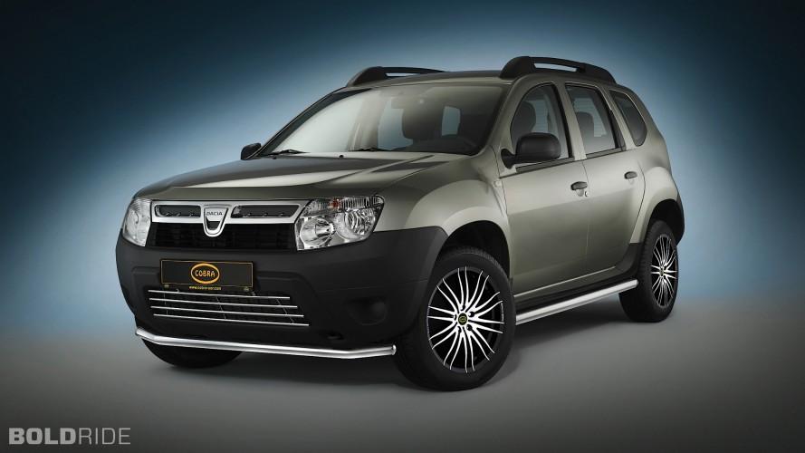 Cobra Dacia Duster