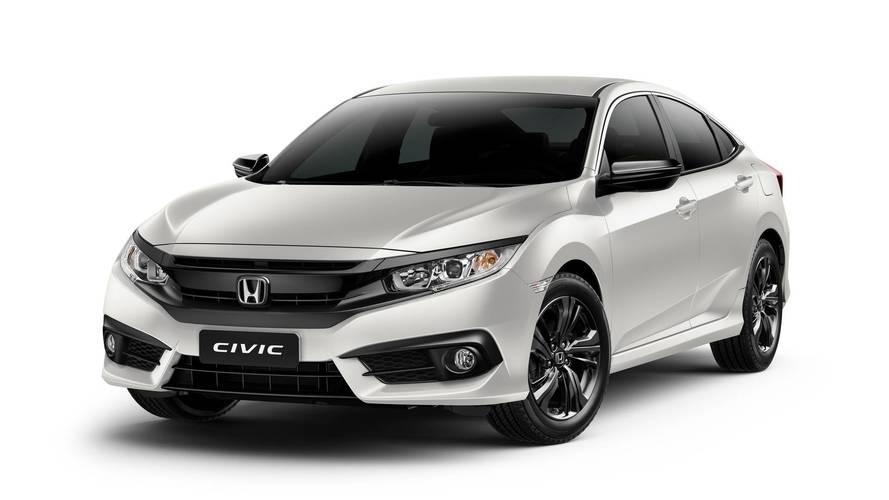 Honda lança Civic 2018 com multimídia do Fit nas versões de entrada