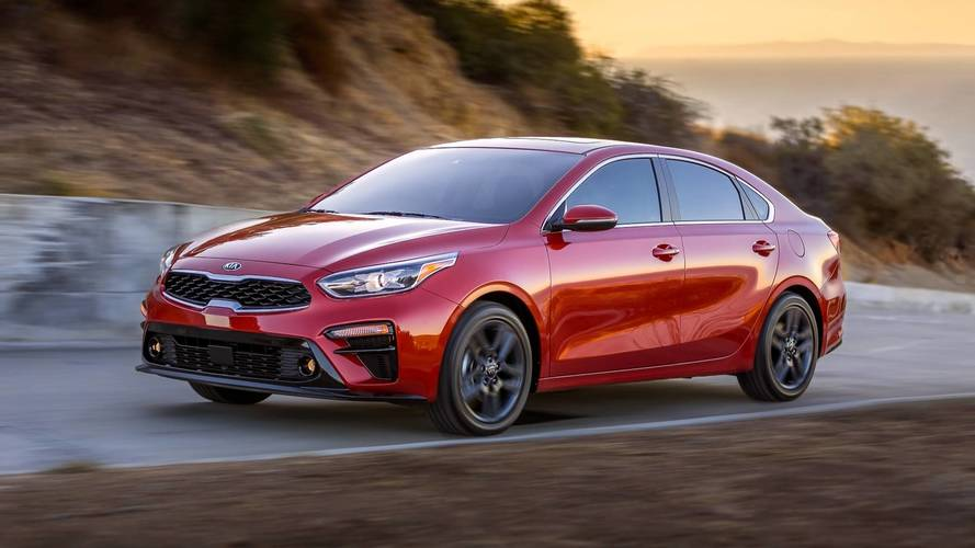 2019 Kia Forte Could Get A 'More Exciting' Version