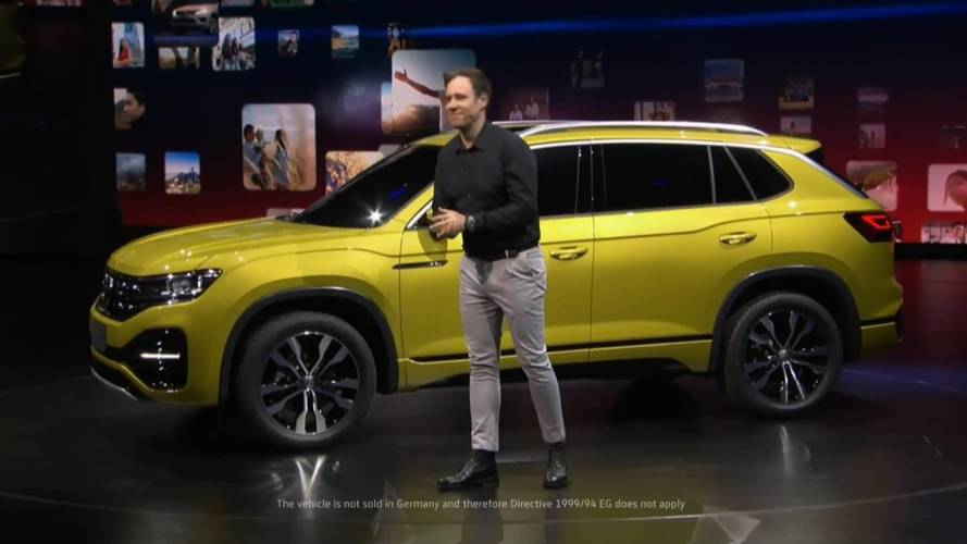 VW Advanced Mid-Size SUV Might Be Sold Outside China After All