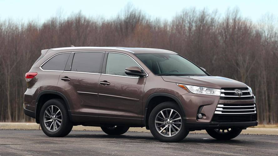 2018 Toyota Highlander Review: A Safe Bet