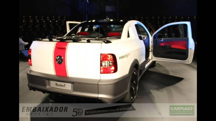 VW Saveiro Rocket