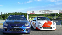 Toyota Sprint Series - Scorching Celica's