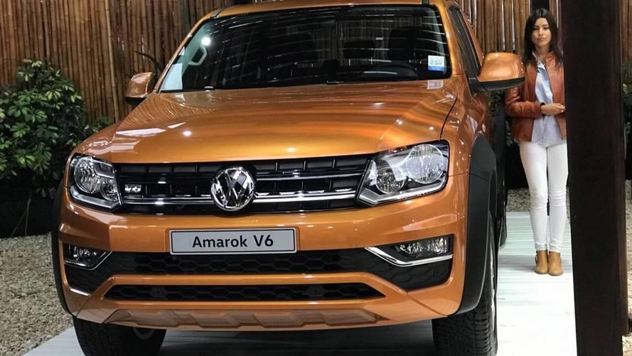 Volkswagen apresenta Amarok V6 Comfortline na Argentina