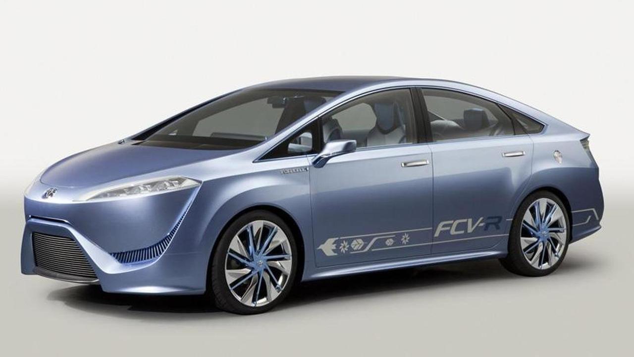 Toyota FCV-R concept - 15.11.2011