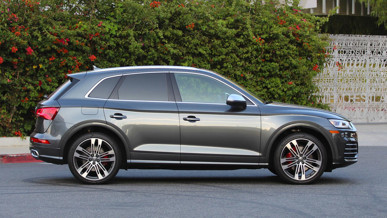 Audi S4 0-60 >> 2018 Audi SQ5 Review: 'S' Is For...?