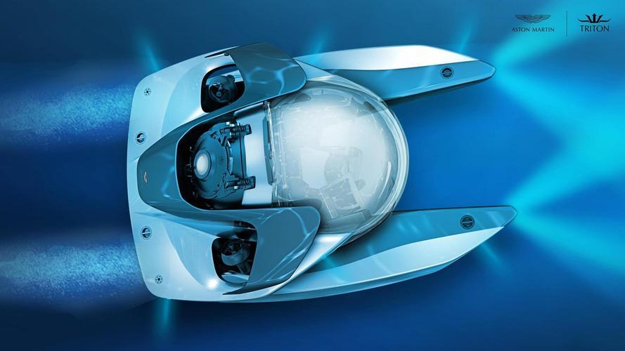 Aston Martin présente son sous-marin à près de 4 millions d'euros