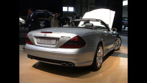 Mercedes SL AMG Performance Package