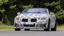 BMW M8 Cabrio: fotos espía