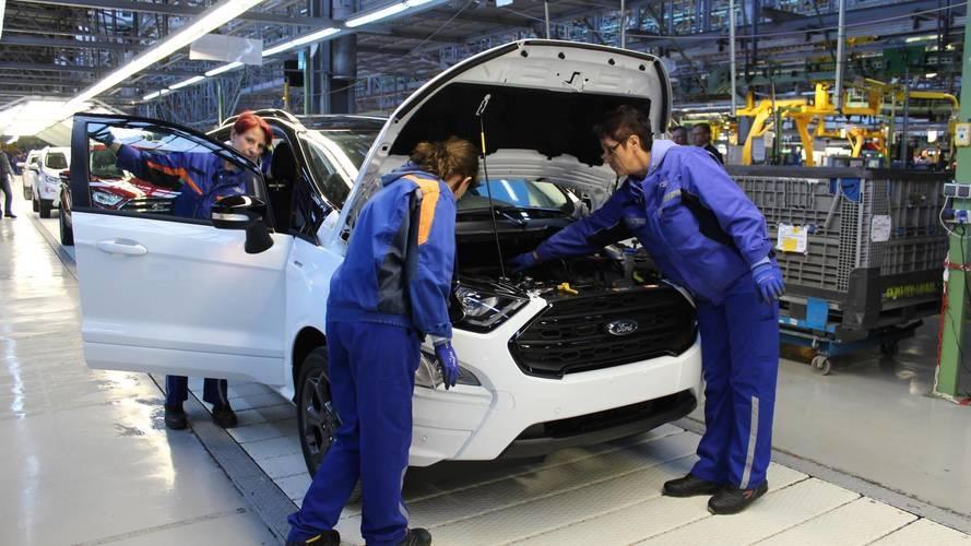 Kezdetét vette Romániában az új Ford EcoSport SUV európai gyártása
