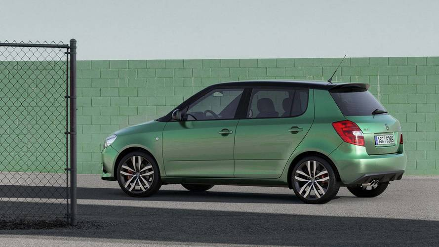 Škoda - De l'hybride pour dévergonder la Fabia ?