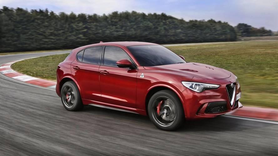 Kiderült, mennyibe kerül itthon a csúcs Alfa Romeo Stelvio