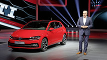 2018 VW Polo GTI live in Frankfurt