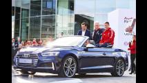 Neue Audis für den FC Bayern