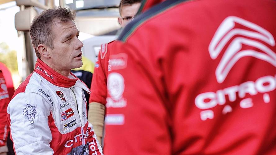 Loeb vuelve al WRC en tres rallies de 2018 con Citroen