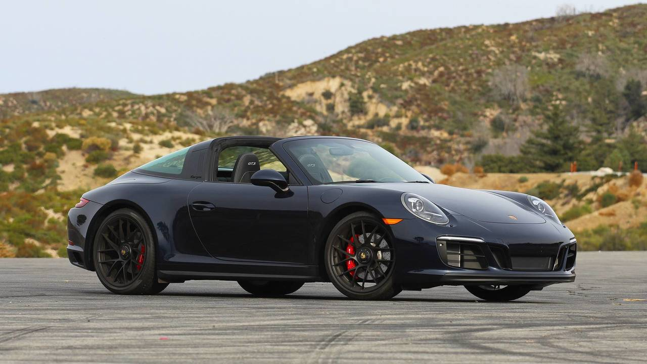 2018 porsche 911 targa 4 gts review nearly perfect. Black Bedroom Furniture Sets. Home Design Ideas