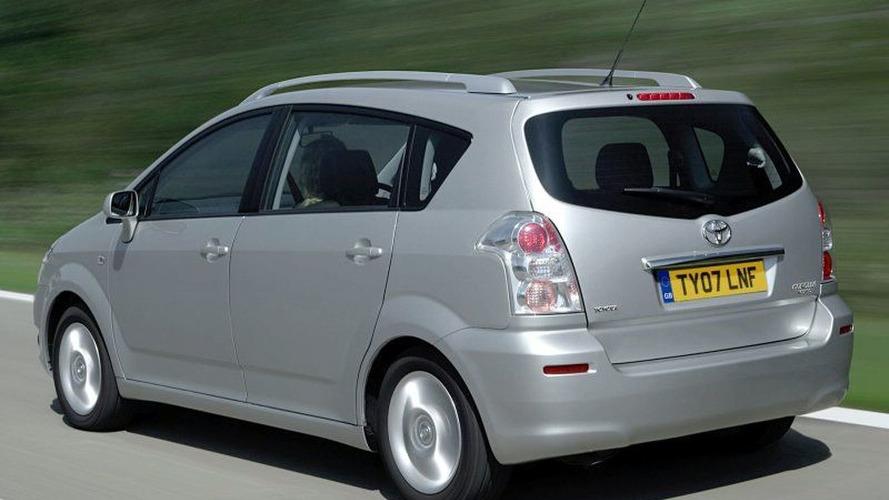 Toyota Verso Facelift Ready for UK