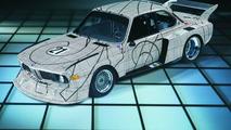 BMW Art Car World Tour Kicks Off