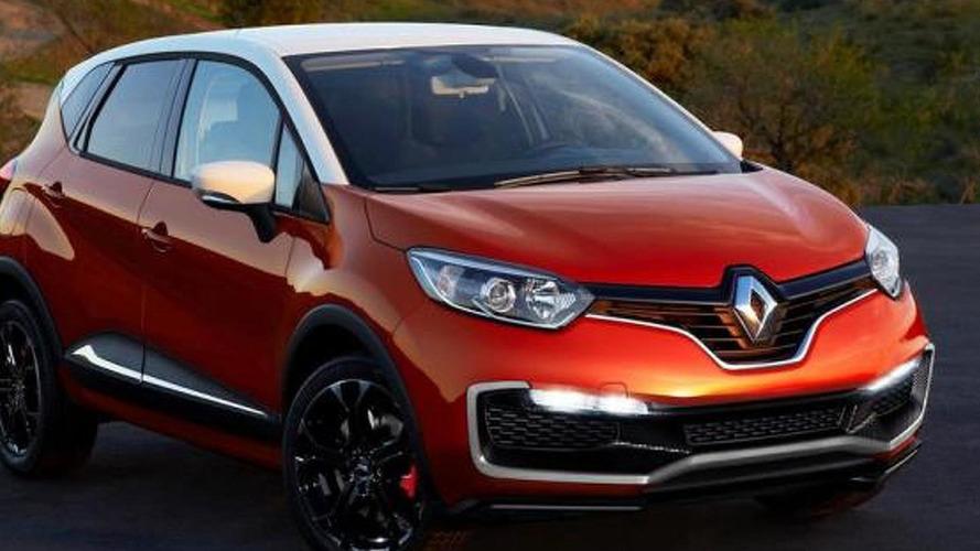 Renault Captur RS gets rendered