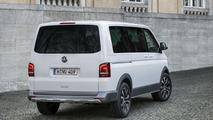 Volkswagen Multivan Alltrack concept