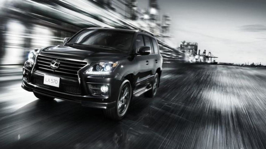 Lexus LX 570 Supercharger special edition announced with 450 bhp