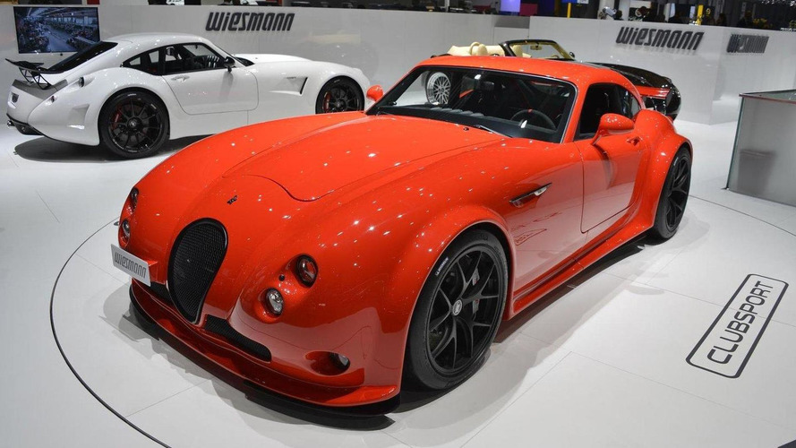 Wiesmann Is Back And Borrowing New V8 Engines From BMW