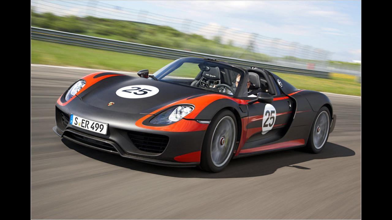 Porsche 918 (2013)