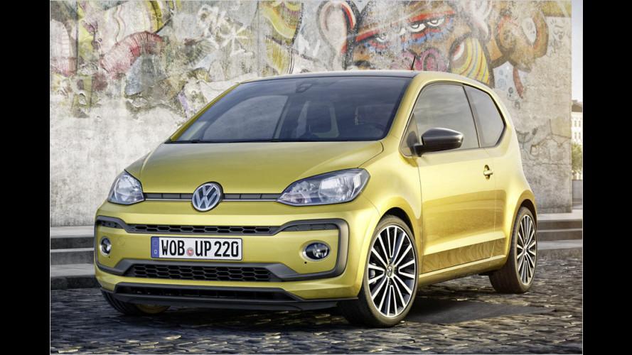 Das kostet der VW Up mit Turbo