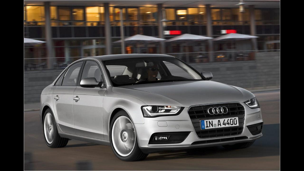 Audi A4 2.0 TFSI: 225 PS