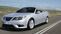New Saab 9-3 Convertible