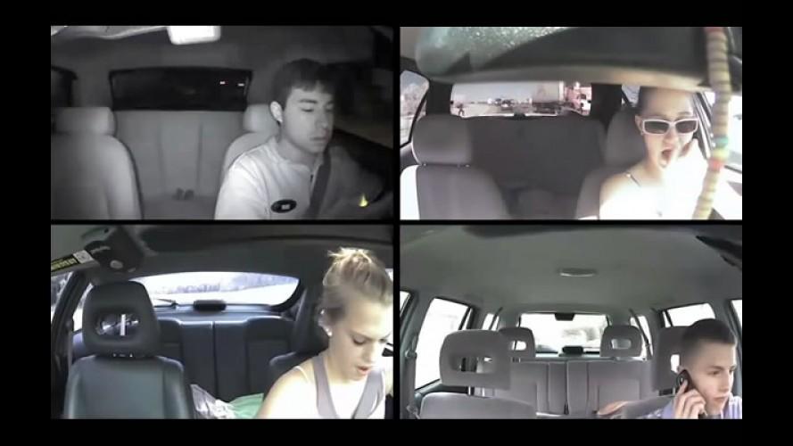 Vídeo: distrações de jovens ao volante são responsáveis por 6 em cada 10 acidentes