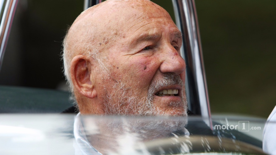 Sir Stirling Moss stable in hospital after 'serious' chest infection