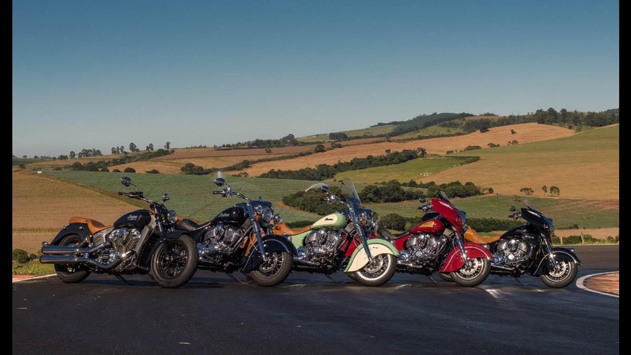 """Indian anuncia grupo de proprietários """"Motorcycle Riders"""" para o Brasil"""
